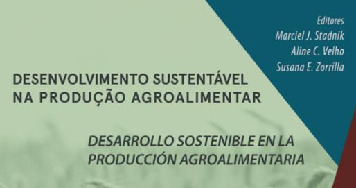 Nueva publicación AUGM: aporte para el estudio del desarrollo sostenible en la producción agroalimentaria