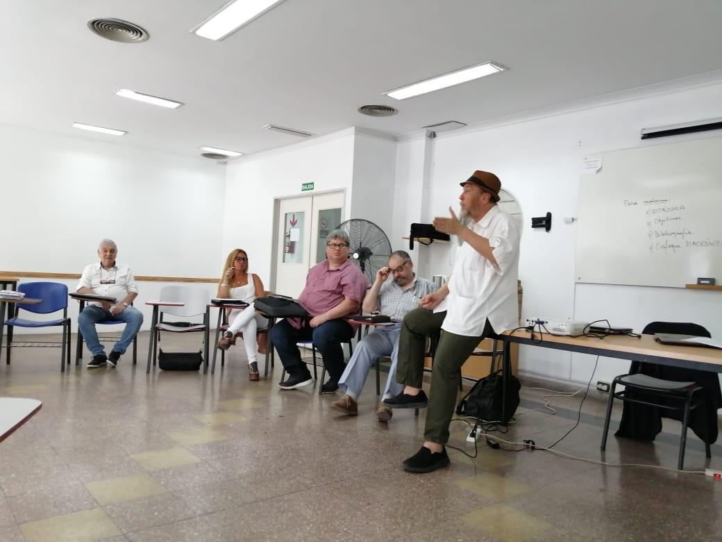 MAESTRIA EN ENTIDADES DE LA ECONOMIA SOCIAL.  UNR – CEI  - Comité Académico Procoas de AUGM