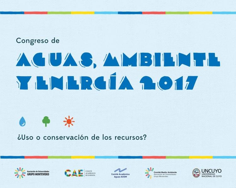 Image result for Congresso de Águas, Ambiente e Energia de 2017 augm
